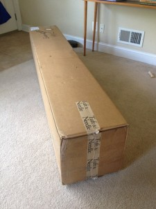 Tuft & Needle Mattress in Box