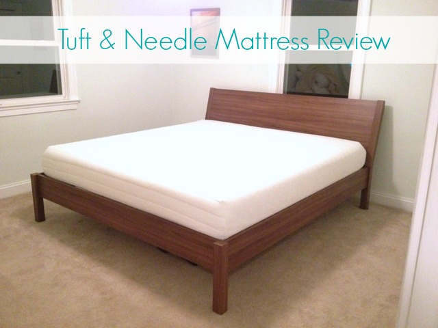 Tuft and Needle American Made Mattress Review