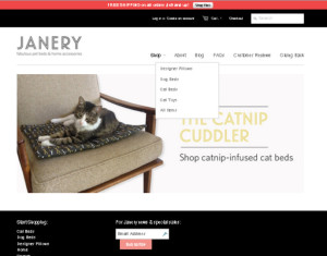 Janery Online Store Pet Beds Home Accessories