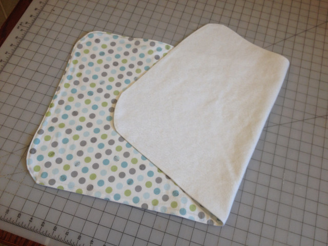 Waterproof Changing Pad Mat Sewing Tutorial