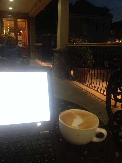 WITL Friday Working Caffe Amouri