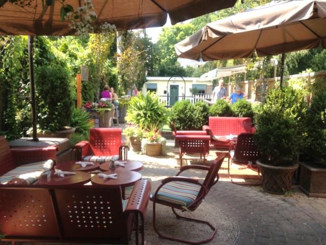 WITL Shoe's Secret Garden Restaurant Leesburg VA