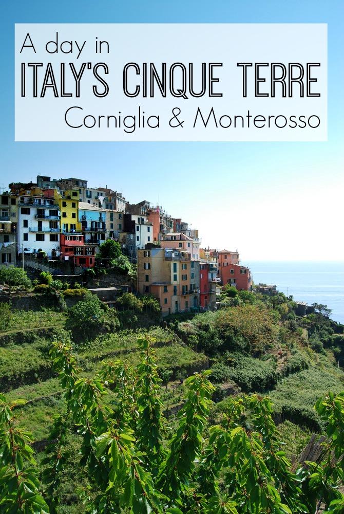 2016 Italy Cinque Terre Corniglia and Monterosso