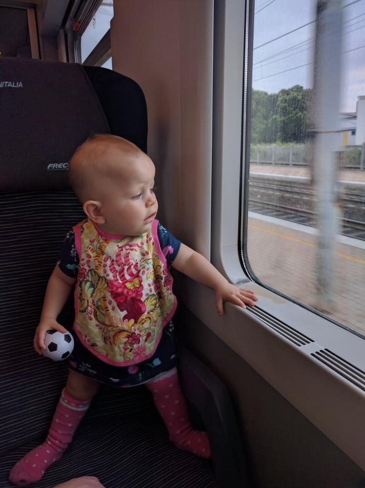 2016 Italy Train Maple Soccer Ball