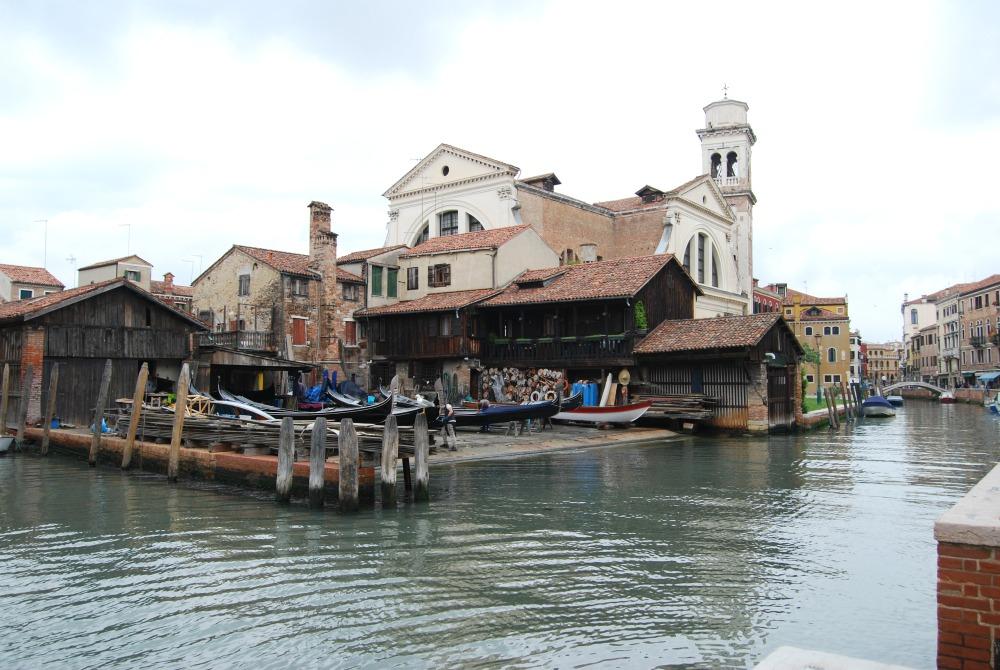 2016 Italy Venice Gondola Workshop