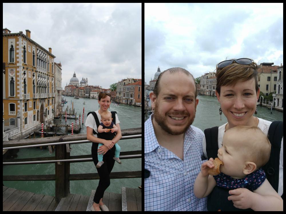 2016 Italy Venice Obligatory Family Photos