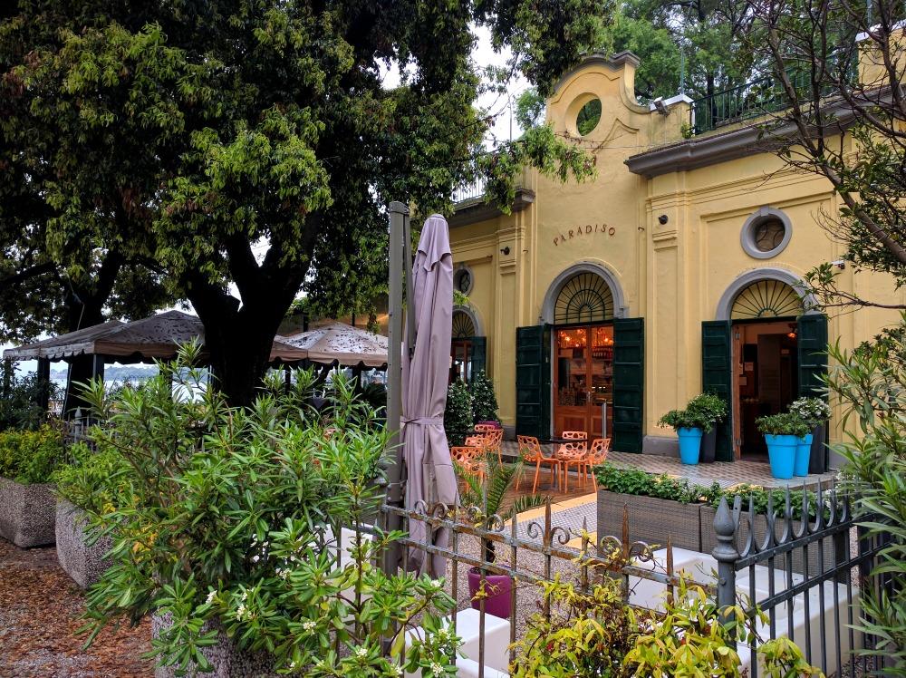 2016 Italy Venice Paradiso Restaurant Giardini