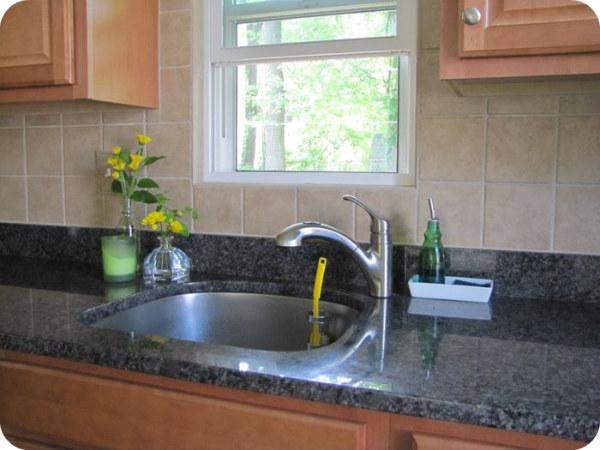 Kitchen Dish Soap Before
